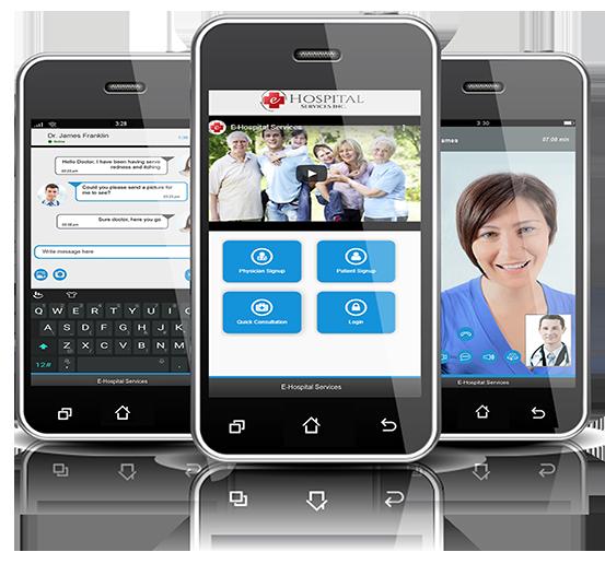 e-Hospital Mobile App